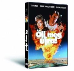 - Ölj meg újra! - DVD