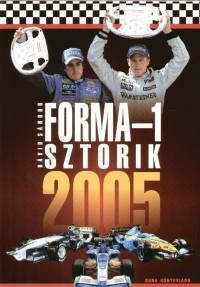 Dávid Sándor - Forma-1 sztorik 2005