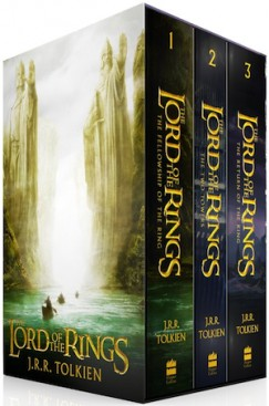 J. R. R. Tolkien - The Lord of the Rings - Box Set