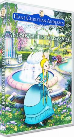 Hans Christian Andersen - A borsószem hercegkisasszony - DVD