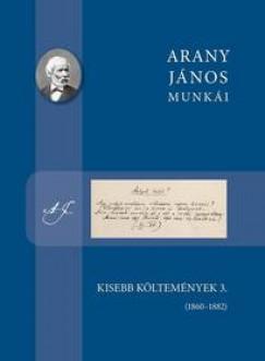 Arany János - Kisebb költemények 3. (1860-1882)