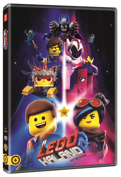 Trisha Gum - Mike Mitchell - A Lego-kaland 2. - DVD