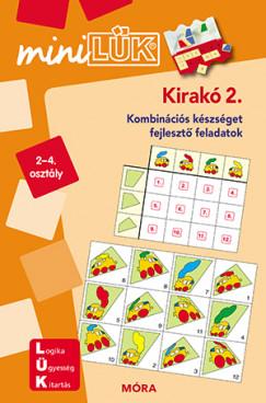 Michael Junga - Kirakó 2. - LDI604