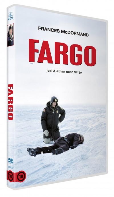 Joel Coen - Ethan Coen - Fargo - DVD
