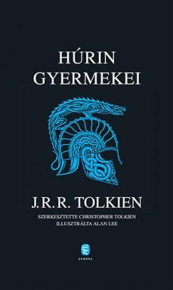 J. R. R. Tolkien - Christopher Tolkien  (Szerk.) - Húrin gyermekei