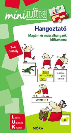 Török Ágnes  (Szerk.) - Nagyné Malicsek Ágnes  (Összeáll.) - Hangoztató - LDI237