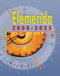 - Efemerida 2000-2025