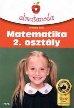 Diószegi Zsolt - Almatanoda - Matematika 2. osztály