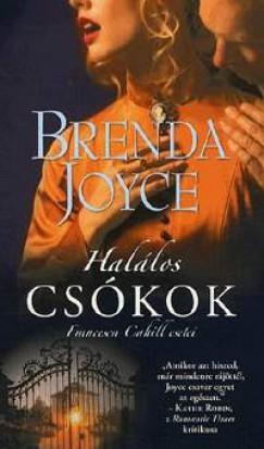 Brenda Joyce - Halálos csókok
