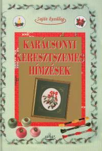 Ilaria Stradiotti  (Összeáll.) - Karácsonyi keresztszemes hímzések