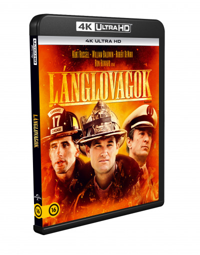 Ron Howard - Lánglovagok - 4K Ultra HD Blu-ray