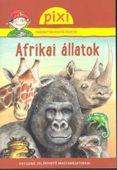 Christine Stahr - Afrikai állatok