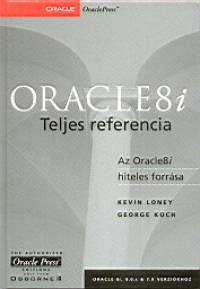 George Koch - Kevin Loney - Oracle8i - Teljes referencia