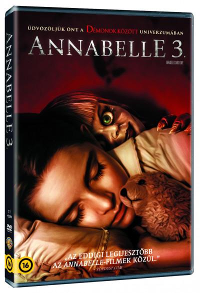 Gary Dauberman - Annabelle 3. - DVD