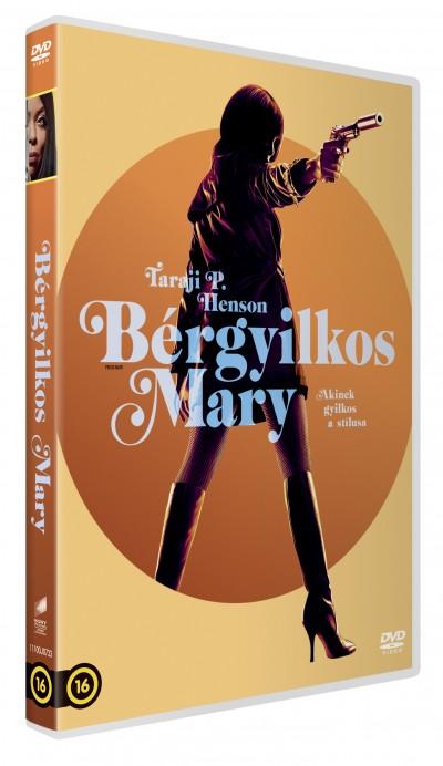 Babak Najafi - Bérgyilkos Mary - DVD