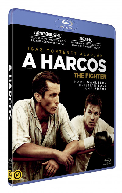 David O. Russell - A harcos - Blu-ray