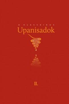 Fórizs László  (Szerk.) - A klasszikus Upanisadok II.