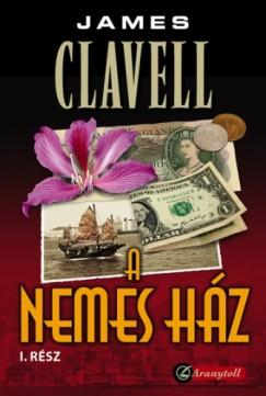 James Clavell - A Nemes Ház I-II. rész - Puhatábla