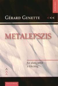 Gérard Genette - Metalepszis