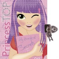 - Princess TOP - My book of secrets (pink)