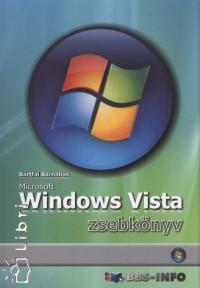 Bártfai Barnabás - Windows Vista zsebkönyv