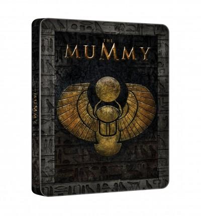 Stephen Sommers - A múmia - limitált, fémdobozos változat (steelbook) - Blu-ray