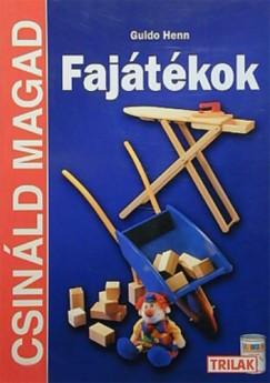 Guido Henn - Fajátékok