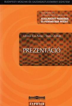 Lőrincz Éva Anna - Sturcz Zoltán - Prezentáció