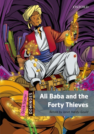 Janet Hardy-Gould - Ali Baba and the Forty Thieves