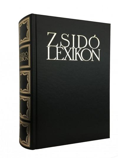 Ujvári Péter  (Szerk.) - Zsidó Lexikon