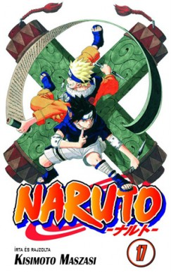 Kisimoto Maszasi - Naruto 17.