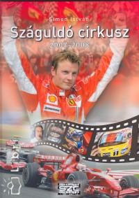 Simon István - Száguldó cirkusz 2007-2008
