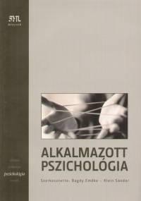 Bagdy Emőke  (Szerk.) - Klein Sándor  (Szerk.) - Alkalmazott pszichológia
