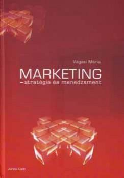 Vágási Mária - Marketing - stratégia és menedzsment