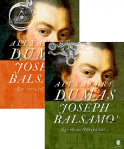 Alexandre Dumas - Joseph Balsamo 1-2.