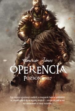 Hanczár János - Óperencia