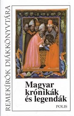 - Magyar krónikák és legendák