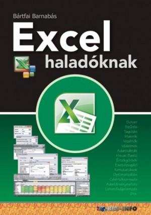 B�rtfai Barnab�s - Excel halad�knak