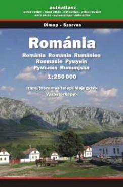 - Románia 1:250 000 (Dimap)