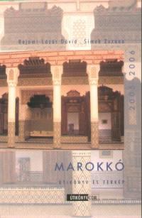 Bajomi-Lázár Dávid - Simek Zuzana - Marokkó 2005-2006