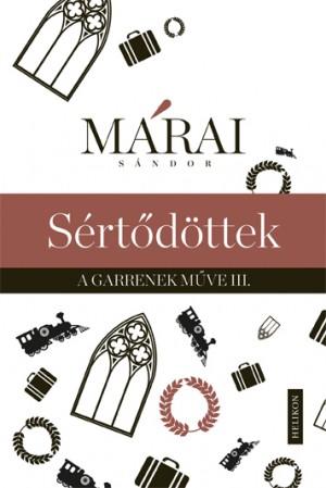 M�rai S�ndor - S�rt�d�ttek
