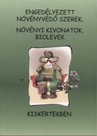 Dr. Ocskó István - Engedélyezett növényvédőszerek