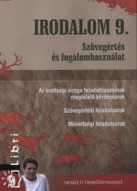 Osztovits Szabolcs - Turcsányi Márta - Irodalom 9.