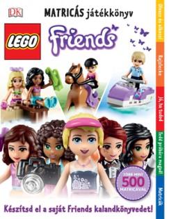Shari Last - LEGO Friends matricás játékkönyv