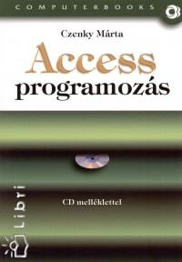 Czenky Márta - Access programozás