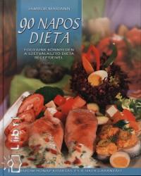 Jámbor Mariann - 90 napos diéta