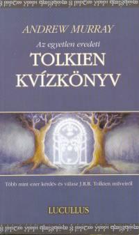 Andrew Murray - Tolkien kvízkönyv