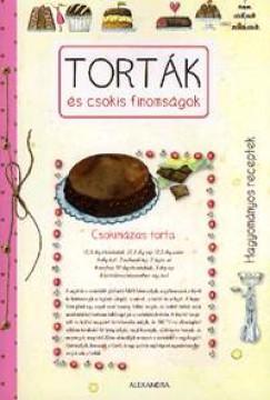 Edizioni Del Baldo  (Szerk.) - Torták és csokis finomságok