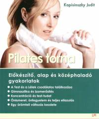 Kapisinszky Judit - Pilates torna