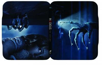 Adam Robitel - Insidious: Az utolsó kulcs - Steelbook - Blu-ray